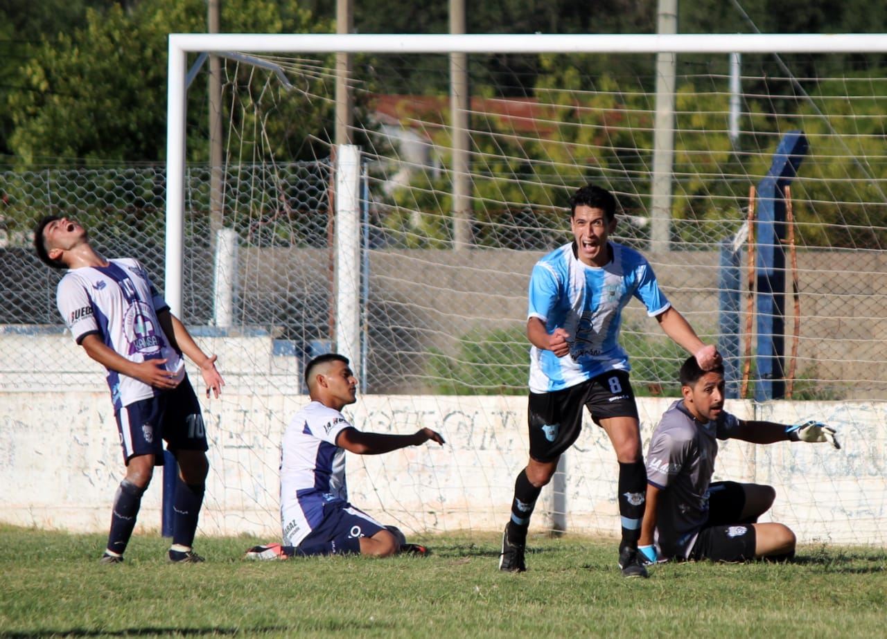 En Laboulaye ya preparan la vuelta del fútbol.