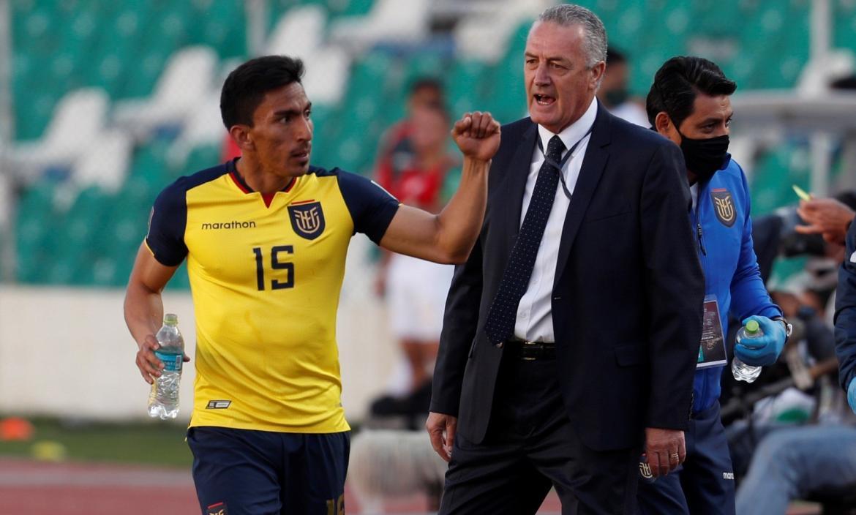 Ecuador: un rival de mucho cuidado para Argentina.