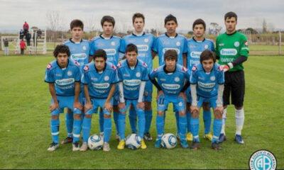 Araya y Romero, juntos en las inferiores de Belgrano de Córdoba.