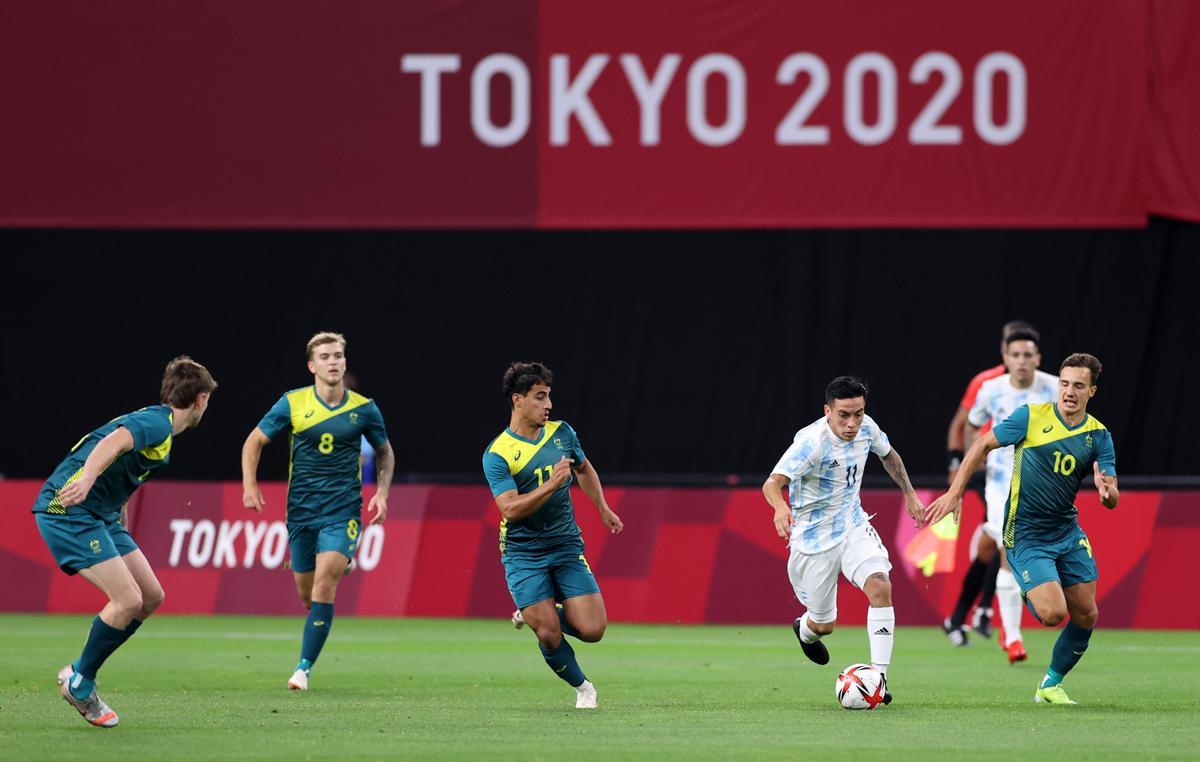 Argentina va por la recuperación en los Juegos Olímpicos de Tokio 2020.