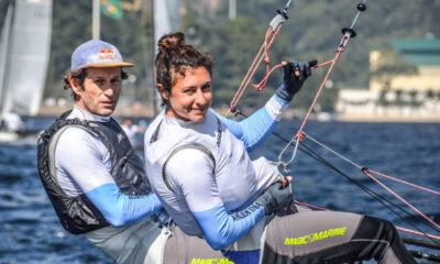 Para Carranza Sarioli Tokio será su cuarta cita olímpica.
