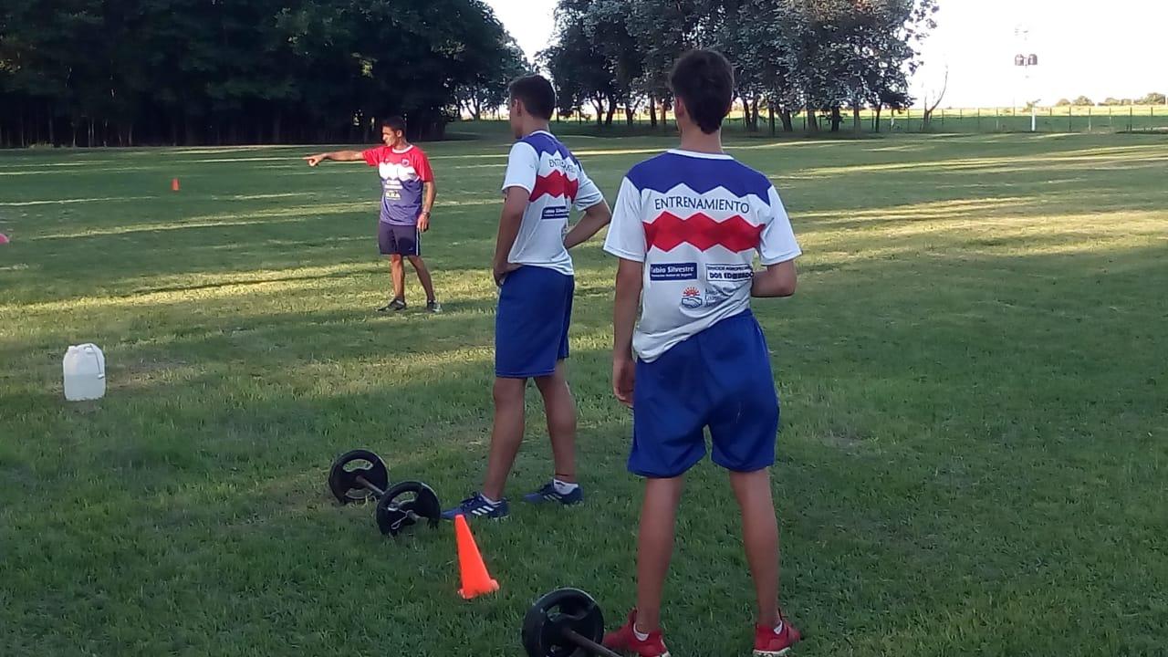 Cultural Serrano retomó los entrenamientos.