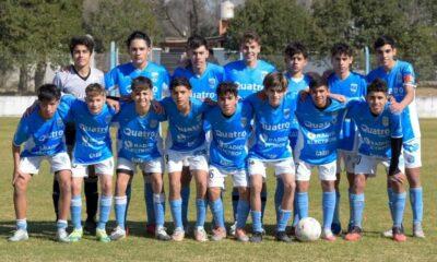Estudiantes cosechó cuatro triunfos y dos derrotas en sus enfrentamientos con Deportivo Maipú por la cuarta fecha del torneo de Juveniles AFA – Primera Nacional.