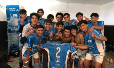 La Novena División de Estudiantes derrotó a San Martín de San Juan en condición de visitante.