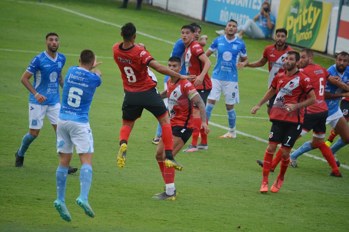 El lunes será el turno de Asociación Atlética Estudiantes, quien será visitante de Deportivo Maipú.