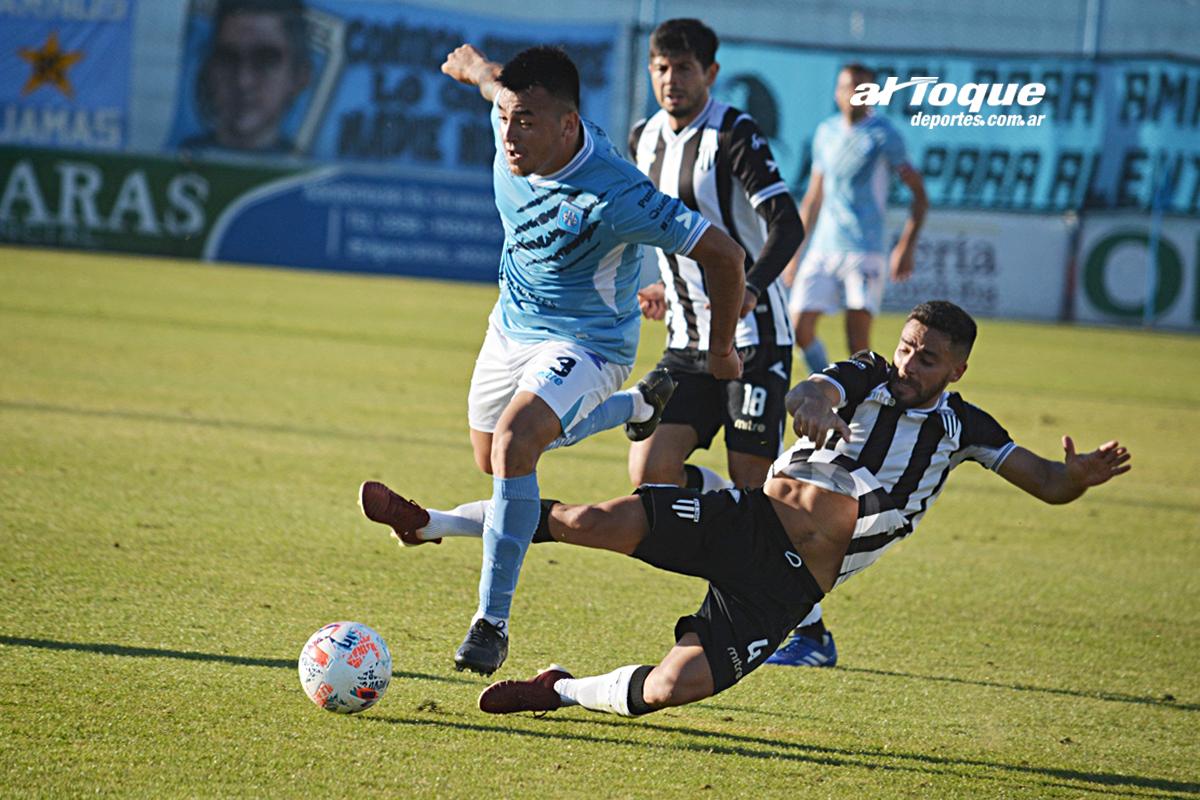 Estudiantes empató de local con Gimnasia de Mendoza.