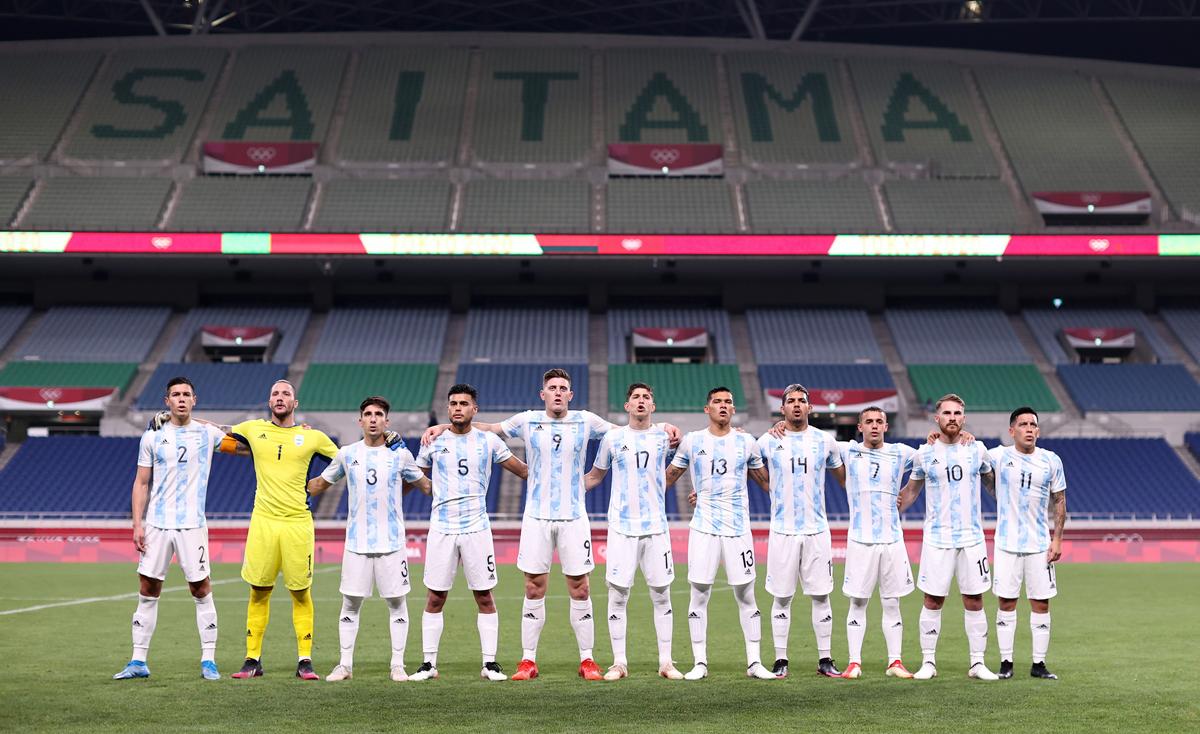Argentina se despidió de Tokio 2020 con un empate ante España.