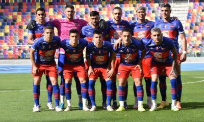 El elenco santiagueño finalizó la primera rueda como sólido líder del otro grupo de Primera Nacional y se encamina a ser serio candidato al ascenso.