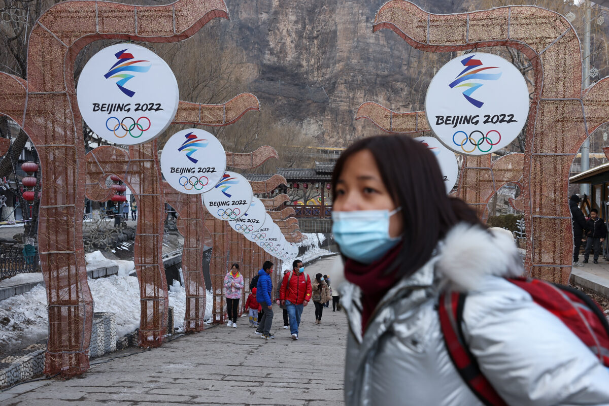 Juegos Olímpicos Pekín 2022