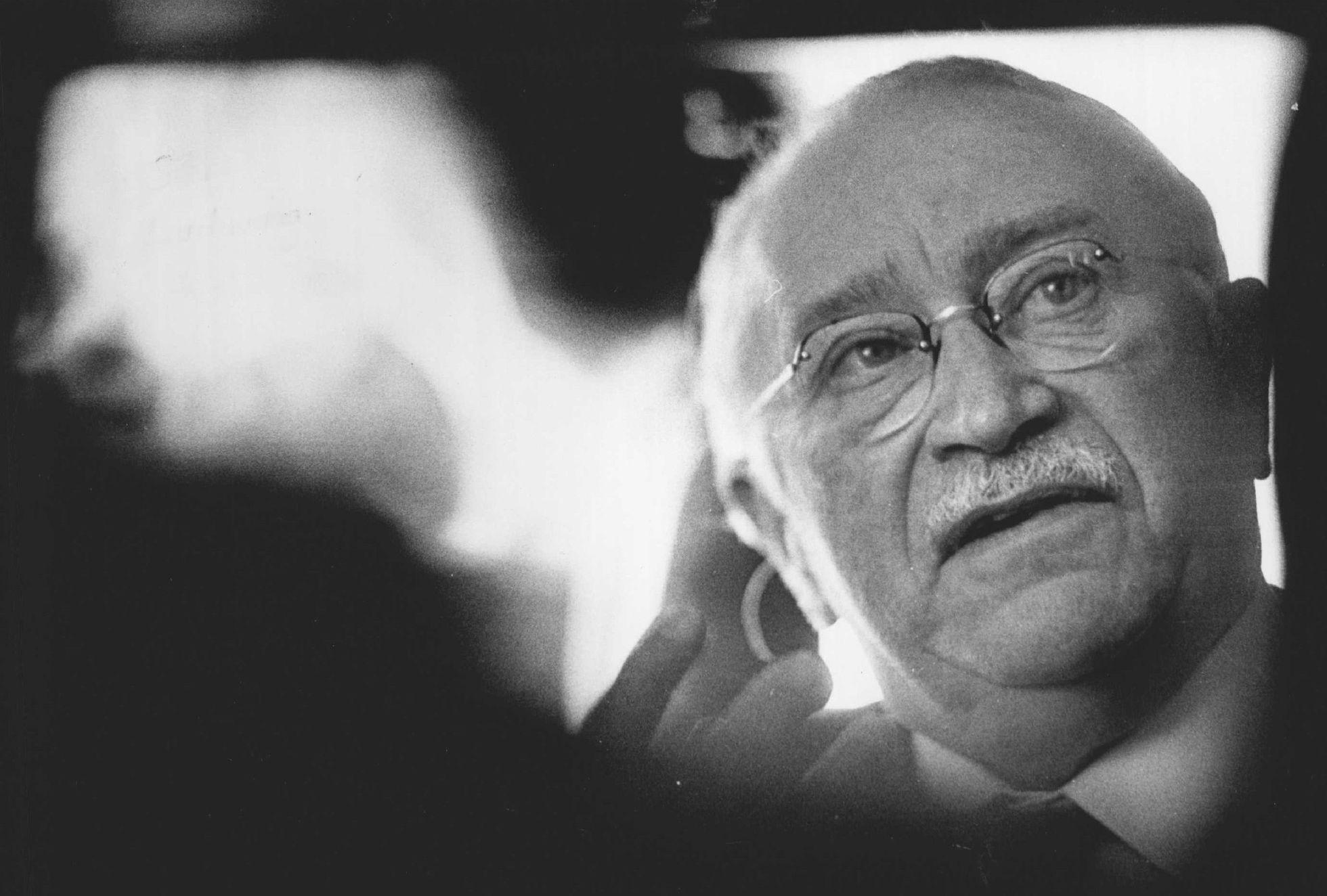 Ludwig Guttmann, el creador de los Juegos Paralímpicos.