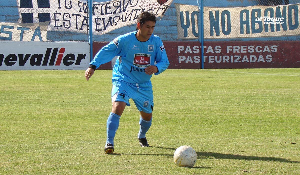 Omar Bogni recordó el ascenso con Estudiantes en 2001. Hoy hace 20 años.
