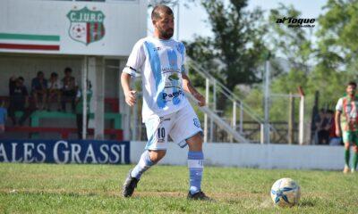 """Pablo Rivarola se retiró de fútbol y no será parte del """"albiceleste"""" de Alcira Gigena."""