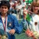 Gabriela Sabatini obtuvo la medalla de plata en Seúl 1988.