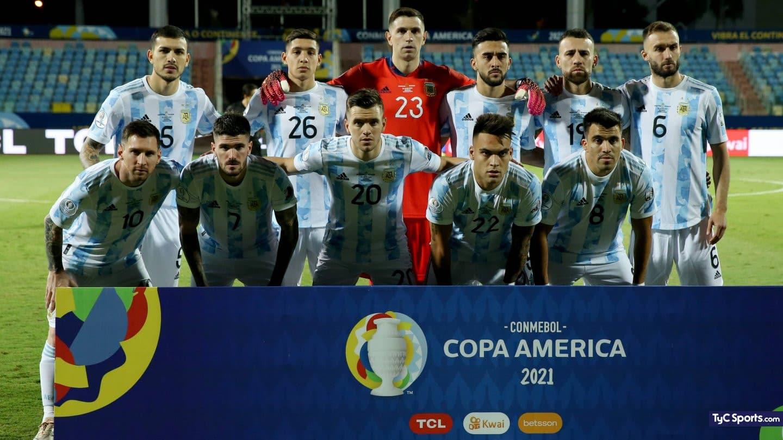 Desde las 22, Argentina se enfrentará a Colombia por la restante semifinal de la Copa América.