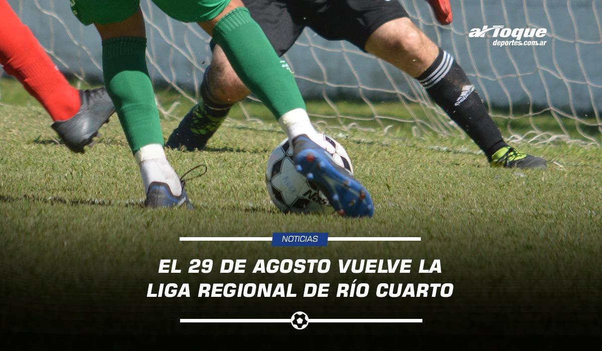La Liga volverá el próximo 29 de agosto.