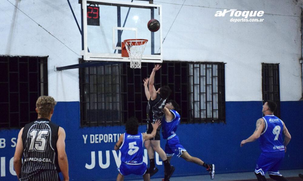 Sporting se llevó el triunfo como visitante ante Acción Juvenil.