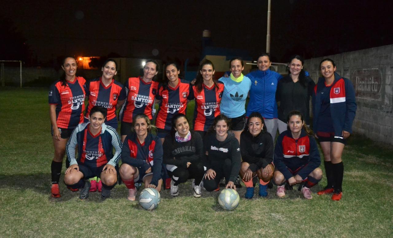 Centro Social se alista para el reinicio en la Primera B femenino.