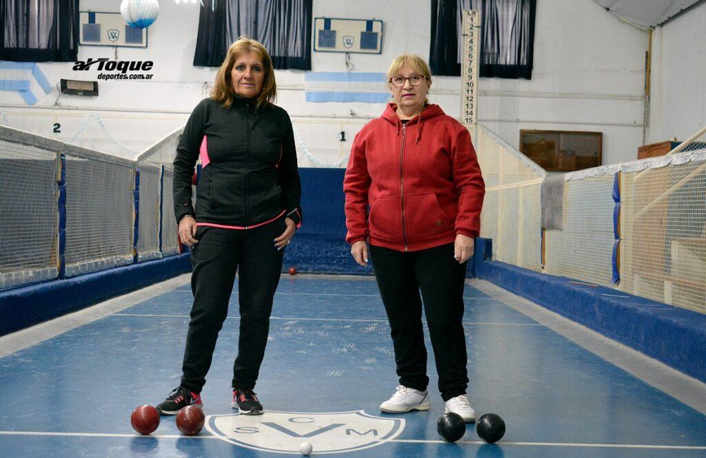 Son cuatro mujeres que representarán al Club Sportivo Maipú en una competencia que se desarrollará este fin de semana en la provincia de La Rioja.