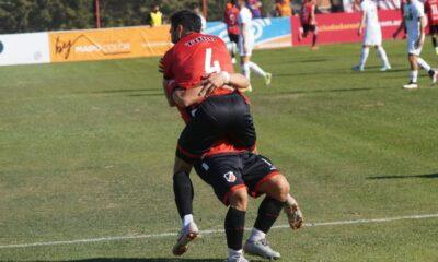 Con goles de Santiago González y Facundo Castelli, Deportivo Maipú derrotó 2-0 a Agropecuario de Carlos Casares en el inicio de la vigesimoprimera fecha de Primera Nacional.