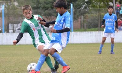 """Los pibes del """"león"""" no registraron buenos resultados en los enfrentamientos ante Sportivo Estudiantes de San Luis por la fecha 8 de Juveniles AFA ."""