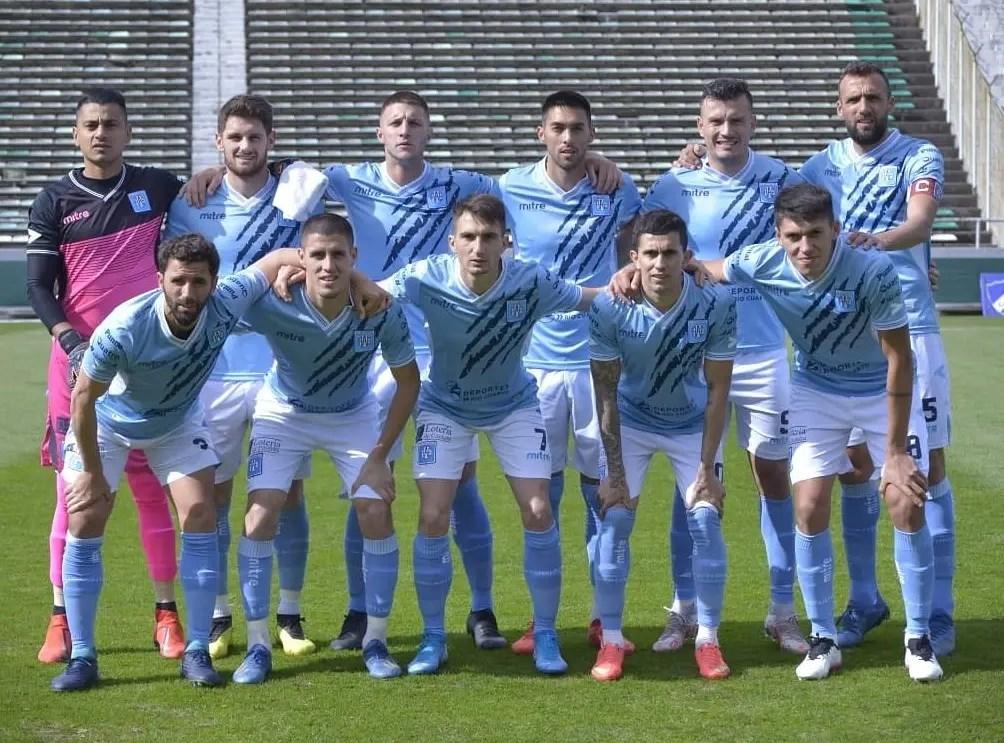 """El """"león"""" igualó sin goles con Alvarado en Mar del Plata en lo que significó la reanudación del partido tras ser interrumpido por niebla."""