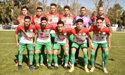 Juventud Unida venció como visitante a Atlético Sampacho.