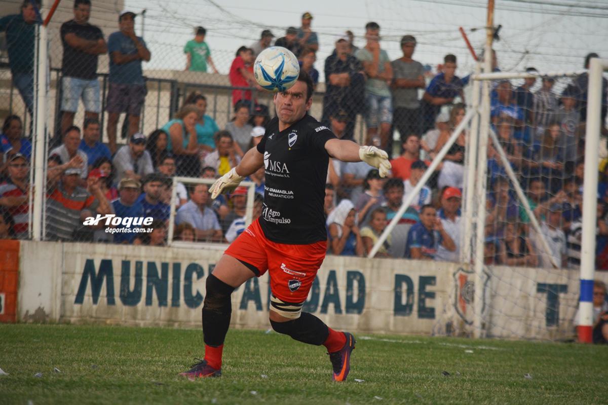 Germán Guaschino habló de la actualidad de Atlético San Basilio.