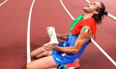 Gianmarco Tamberi nos regaló uno de los momentos más emocionantes de los Juegos Olímpicos.