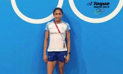 Cecilia Biagioli disputará su quinto Juego Olímpico.