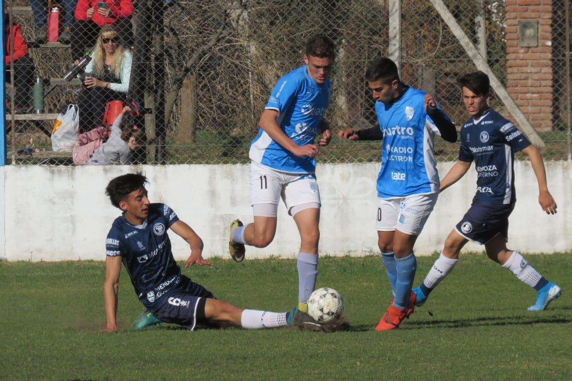 Estudiantes se medirá con Independiente Rivadavia de Mendoza en los juegos válidos a la séptima fecha del torneo Juveniles AFA – Primera Nacional.