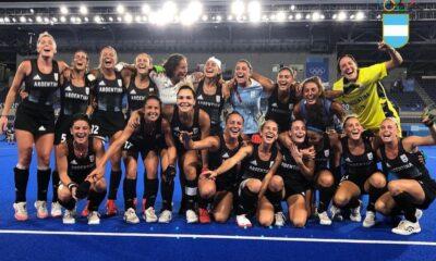 Las Leonas jugarán la final olímpica ante Países Bajos.