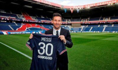 La 30 de Messi llegó al millón de ventas.