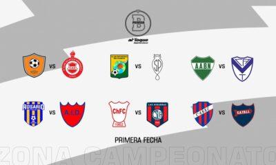 La Primera División B de Liga Regional de Río Cuarto definió ayer los fixtures de las Zonas Campeonato y Complementación, respectivamente.