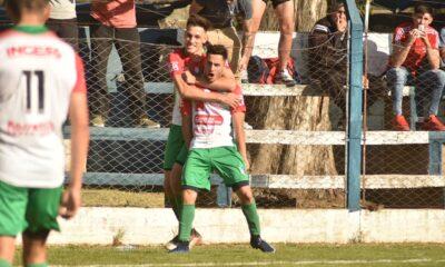 """Rodrigo Vaschetto y la victoria del líder: """"Hubo intensidad y la idea de juego se mantuvo""""."""