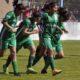 Las dirigidas por Aylén Oyola fueron las ganadoras en el resultado global tras el empate 1-1 en el primer encuentro y triunfo 2-1 en la revancha.