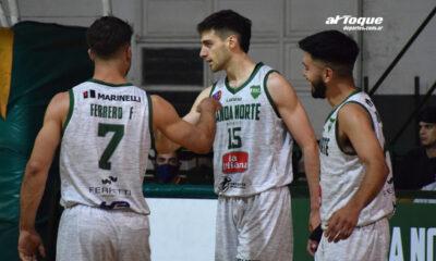 Banda Norte venció en su debut en la Liga Cordobesa.