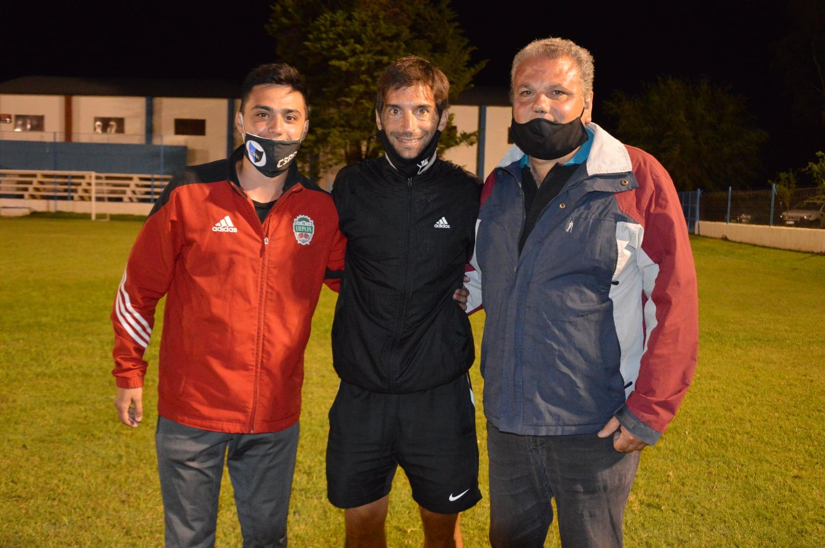 El entrenador de Social Recreativo de Reducción realizó un balance de la primera fase del torneo de ascenso.