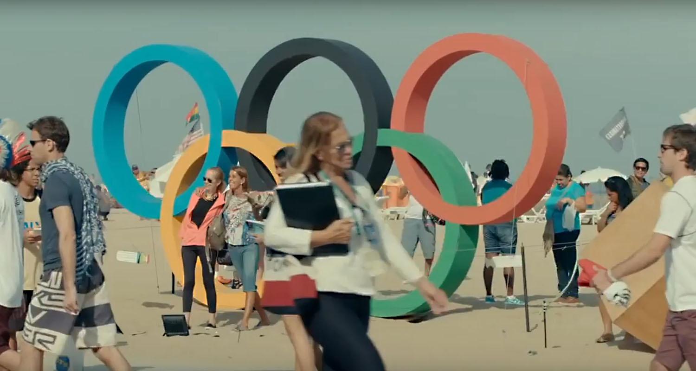 Los Juegos Olímpicos dieron origen a varias películas