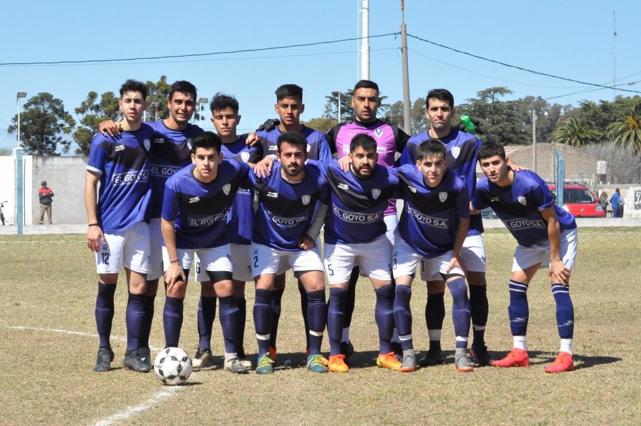Juventud Unida goleó en el comienzo de la Zona Complementación.