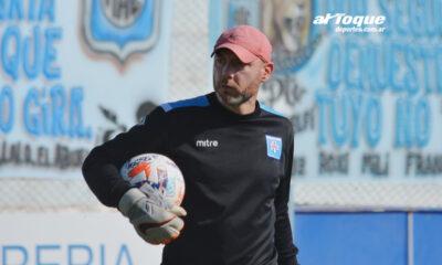 José Mancinelli, otra baja sensible en Estudiantes.