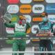 Gastaldi y Sganga en el podio del TR Series Copa Master.