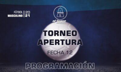 Viernes de fútbol en Sampacho y continuidad el domingo.