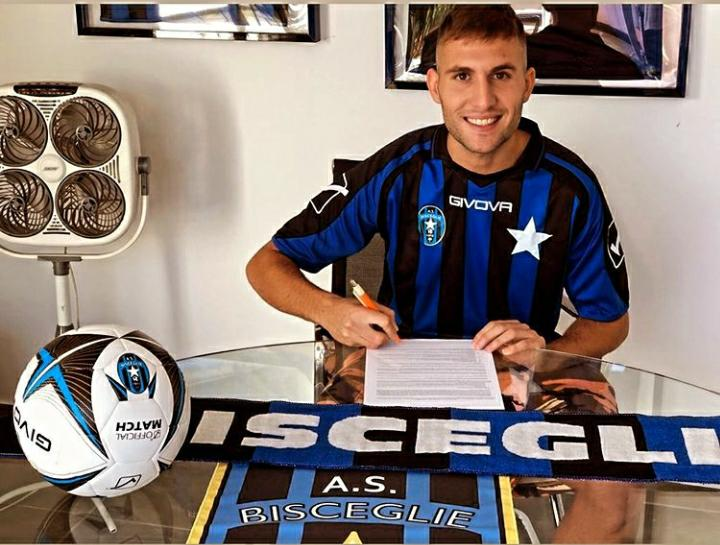 Tomás Prado tiene nuevo club en Italia.