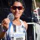 Rosa Godoy se quedó con el subcampeonato nacional en la media maratón de Buenos Aires.
