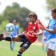 Juveniles AFA: Belgrano mostró su potencial ante Estudiantes.