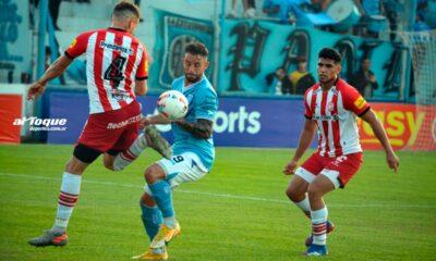 Estudiantes no pasó del cero con San Martín.
