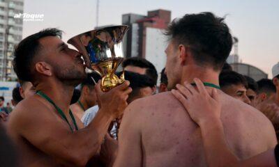 Atenas, campeón del Torneo Apertura de Liga Regional.