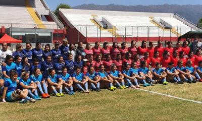 Las Pumas, Córdoba, San Juan y Andina formaron parte de un fin de semana a puro rugby.